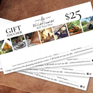 Wildflower Gift Vouchers