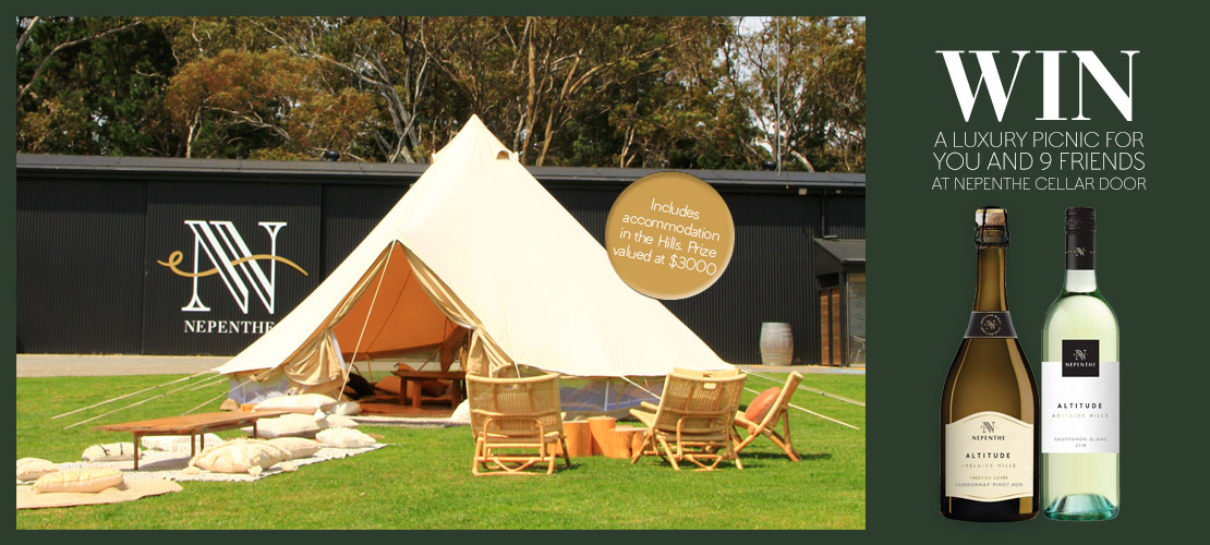 Win a Luxury Picnic at Nepenthe